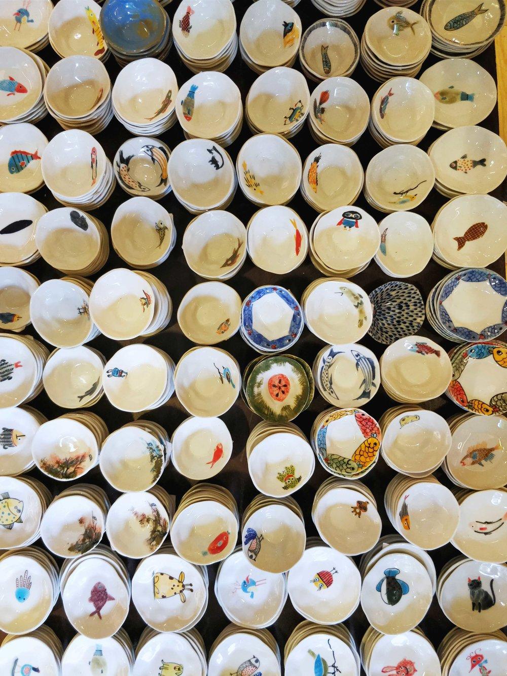 Cerender Ceramics, Hoan Kiem Lake