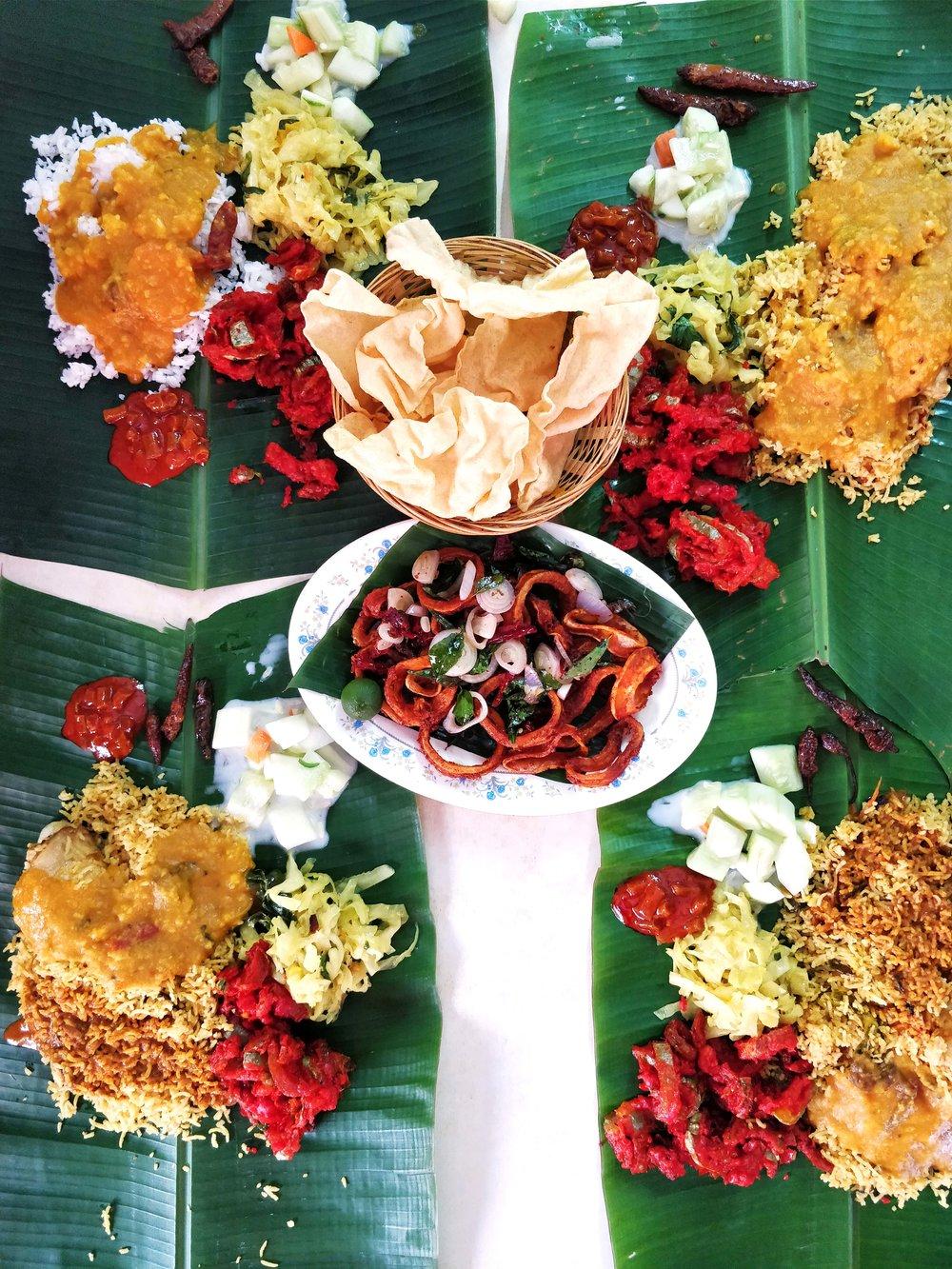Restoran Sri Nirwana Maju Bangsar