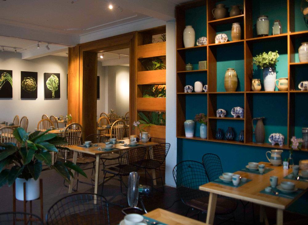 Tron Restaurant