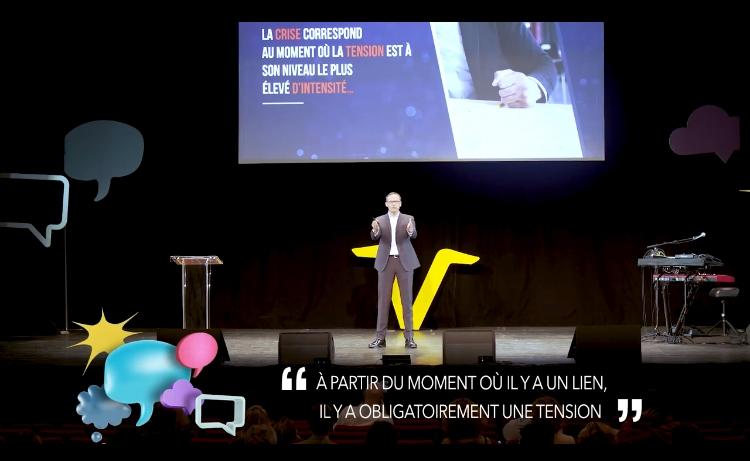 Conférence - Vivez un moment inoubliable avec Franck Pierrot