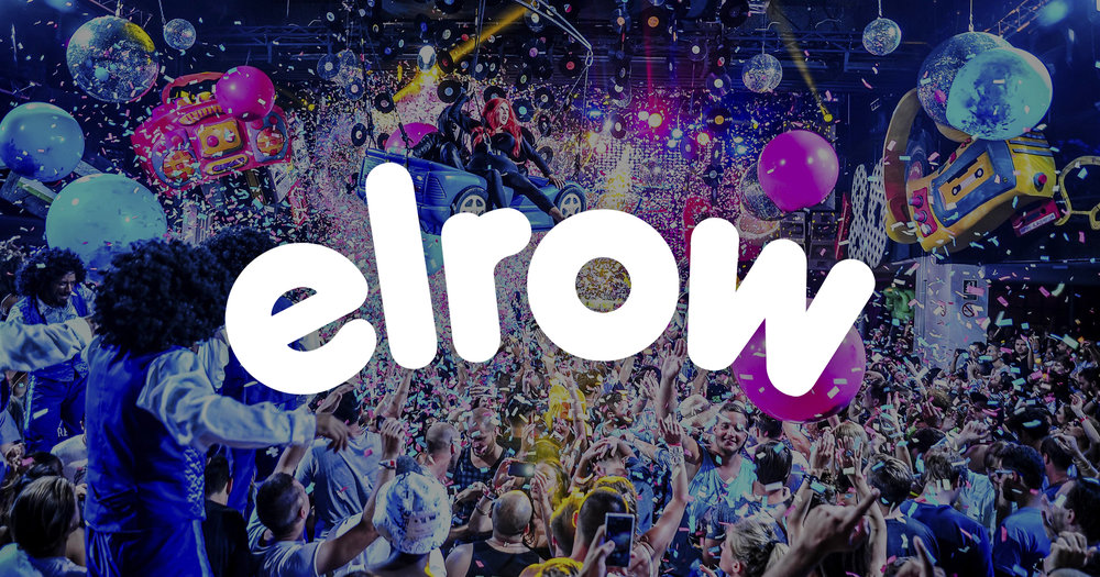 ELROW & DUMBO ORIGINAL - BARCELONA ELROW FIRST YEAR IN SHANGHAI, SAY WHAAAAAT