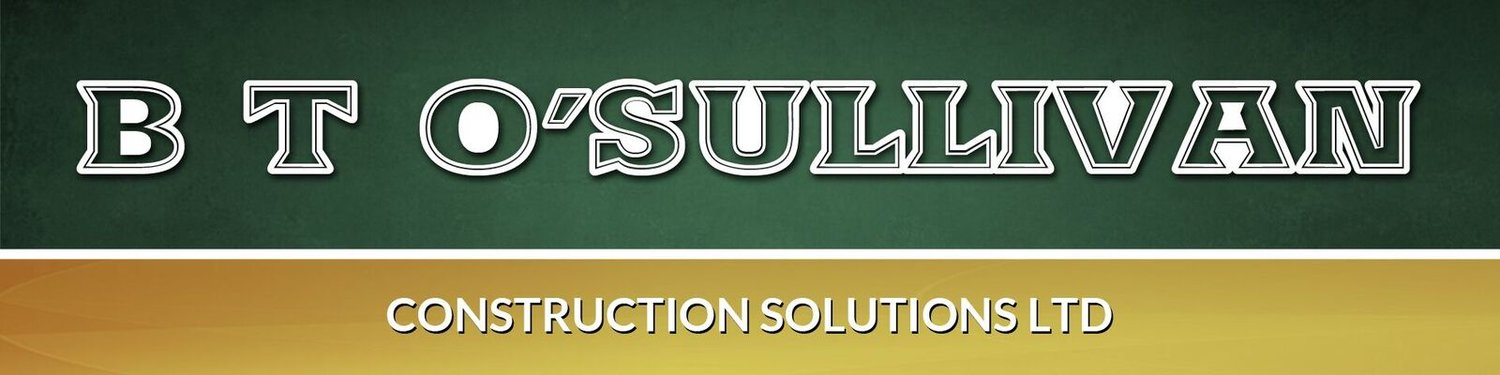 BT O'Sullivan Construction Solutions Ltd | Civil Engineering