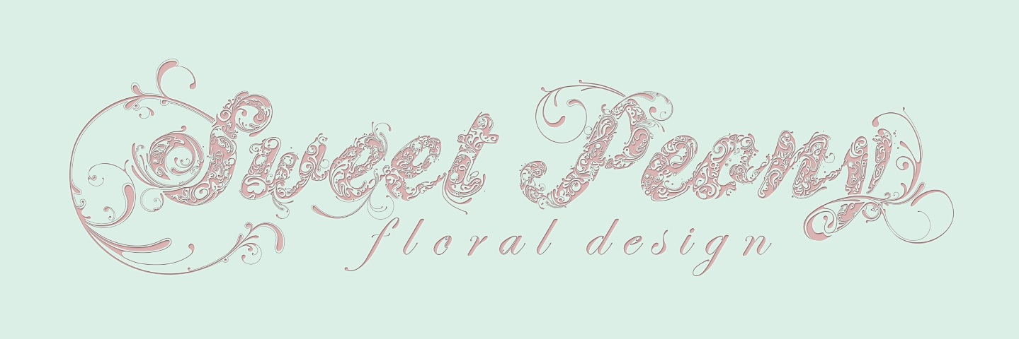 Sweet Peony floral design