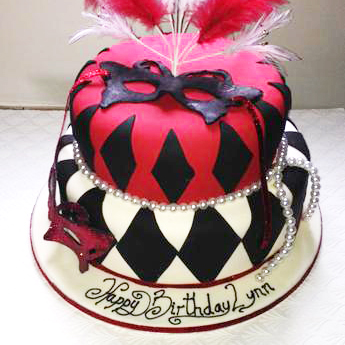 Birthday Cakes - Birthday cakes for all ages and tastes, you can really have fun with a bespoke cake for a loved one. Please fill out the form to your right or give us a call to request a quote or to ask a question.