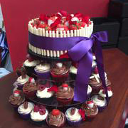 Chocolate Cakes - Cakes for chocoholics.We can design a cake completely made out of chocolate! Please get in touch with your ideas and to request a quote.