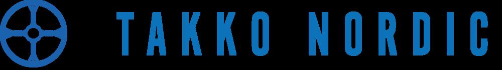 TAKKO Nordic Logo 5 Text Blue.png