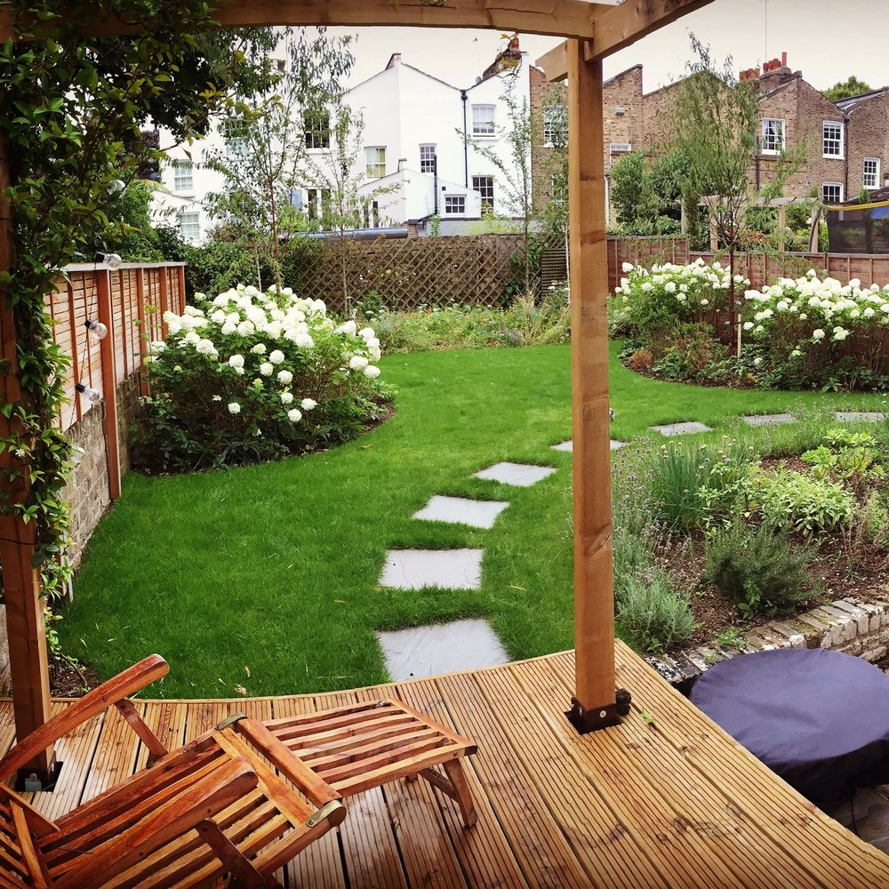Decking and Paving -