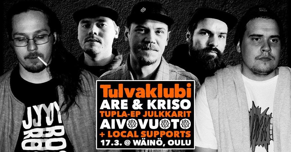 Tulvaklubi Are & Kriso Aivovuoto Bish Gang DJ Robert Bandz.jpg