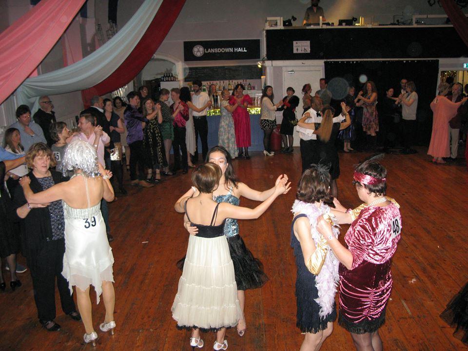 Strictly Ballroom 's Pan-Pacific Dance Championship, Lansdown Hall 2017