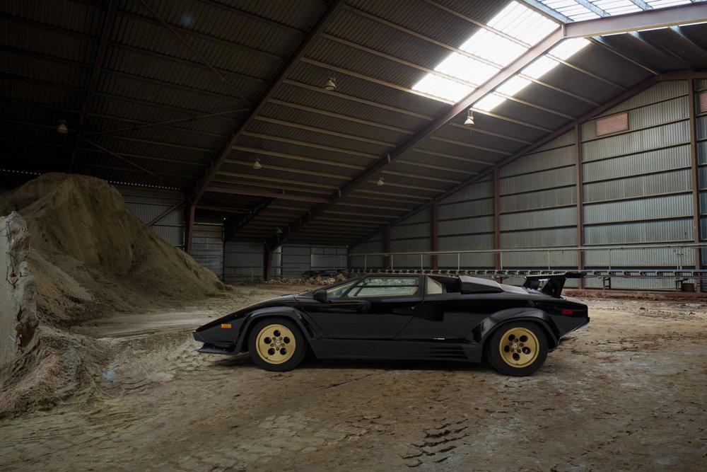 Lamborghini Countach -
