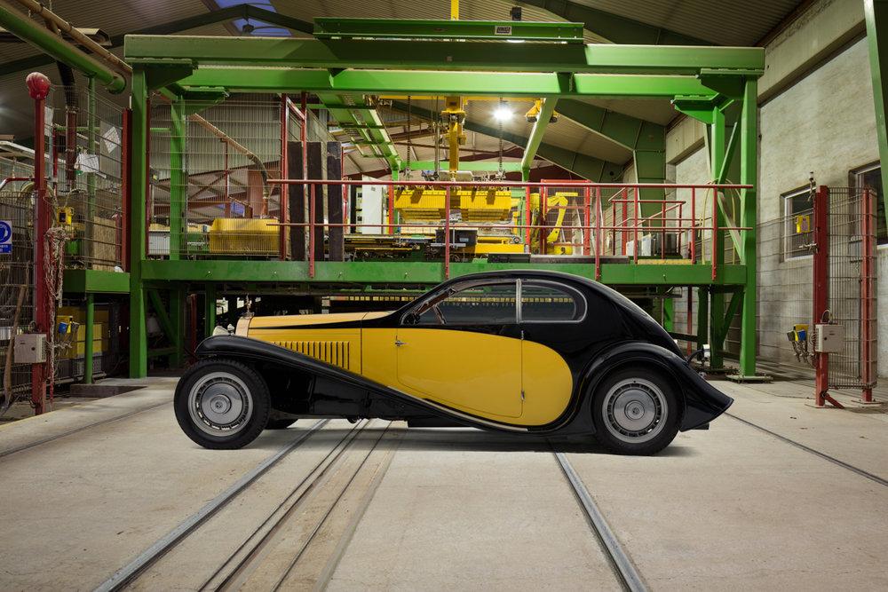 Bugatti -