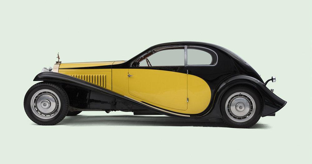 Bugatti T46 -