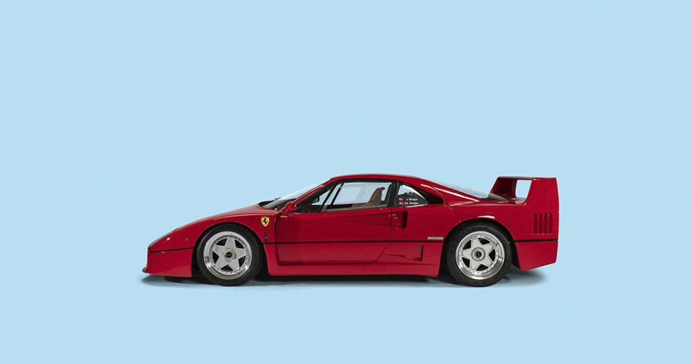 Ferrari F40 -