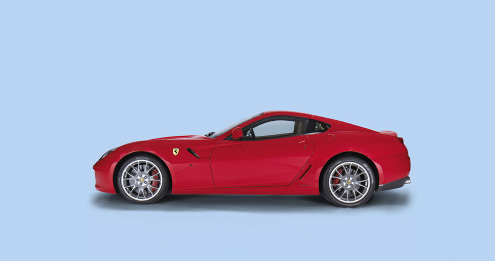 Ferrari 599 GTB -