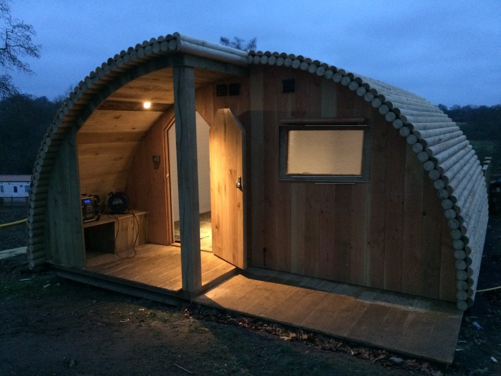 eco pods uk