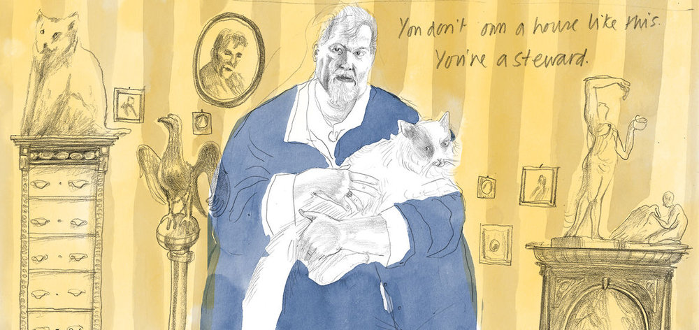Illustration by Tallulah Pomeroy