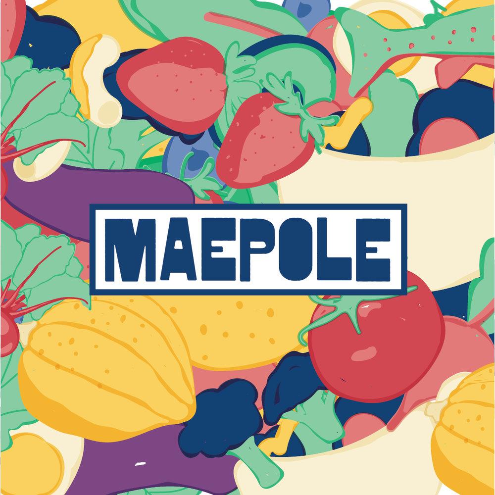 maepole - Visual Identity - Coming Soon