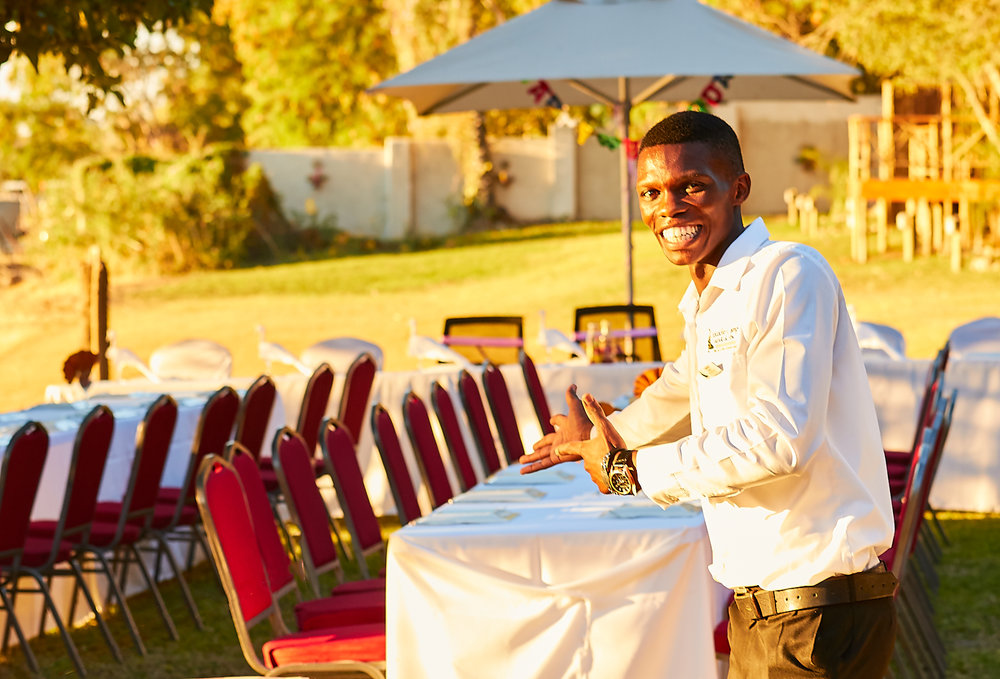 Book Your special day at Crocodile Camp!