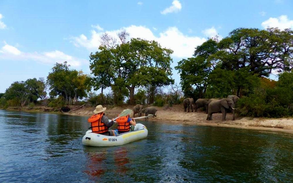 Half & Full Day Canoeing -