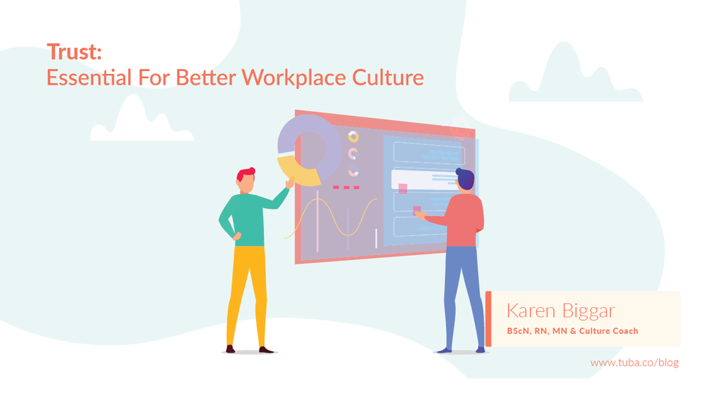 Trust: Essential For Better Workplace Culture - One of the most thought-provoking questions is: How does a group of people come up with a solution that is viable and has a chance of getting to the core of the issue and solve it?..