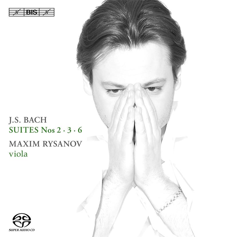 Bach Suites 2, 3 & 6
