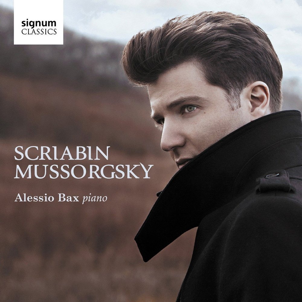 Alessio Bax plays Scriabin & Mussorgsky