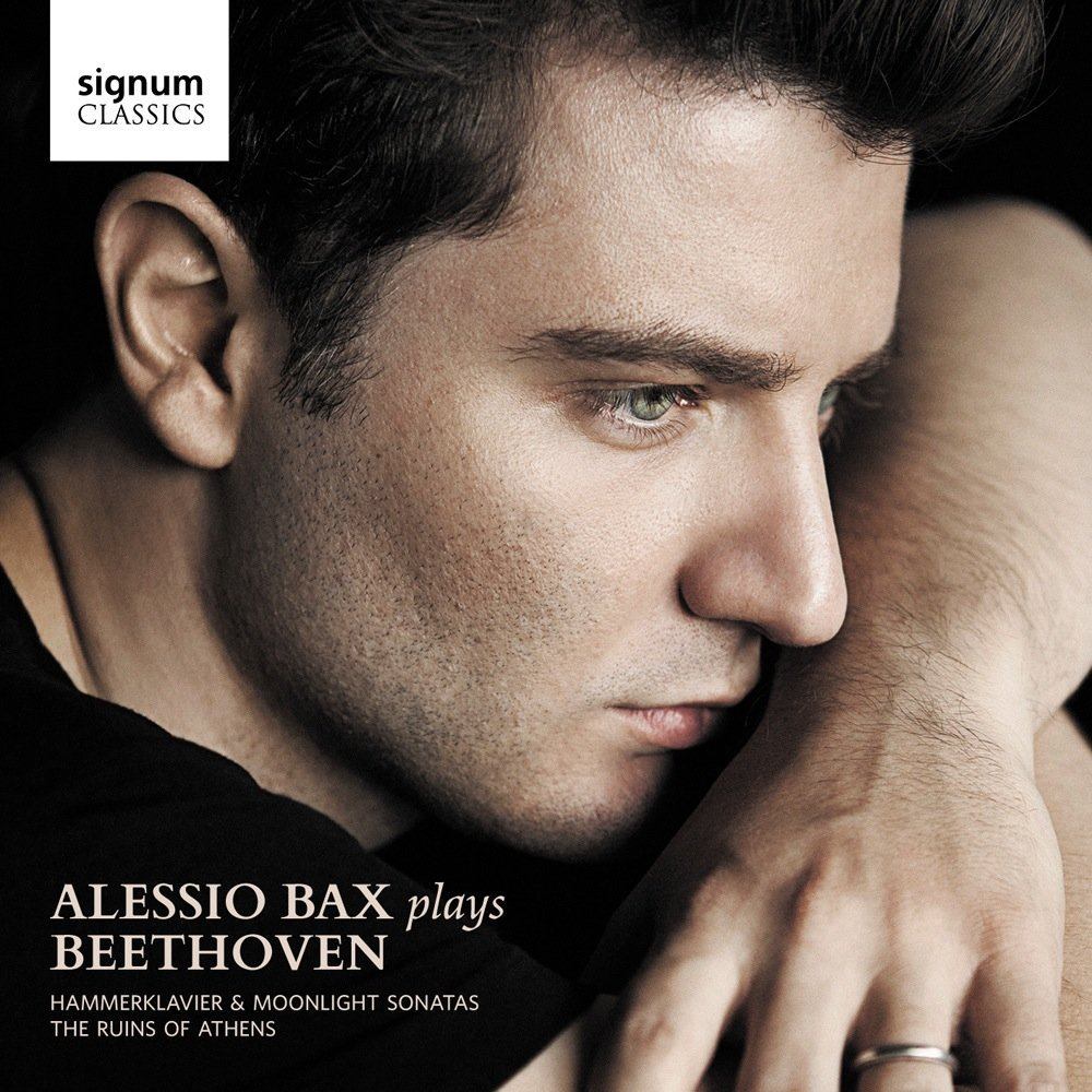 Beethoven – Hammerklavier & Moonlight Sonatas, The Ruins of Athens