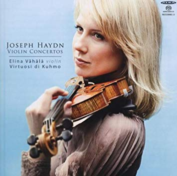 Copy of Haydn - Violin Concertos