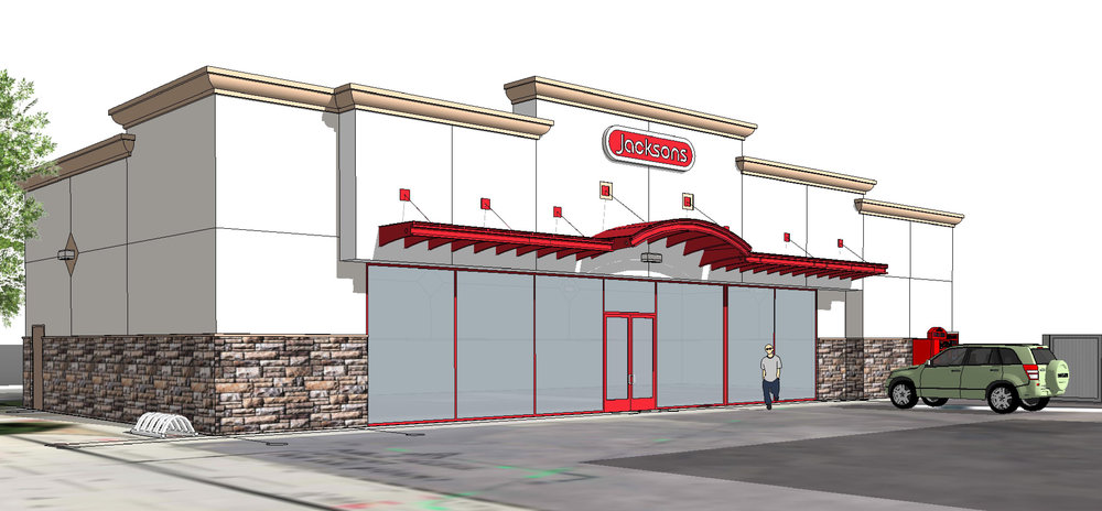 New Jacksons being designed for 1102 N. Carson Street in Carson City