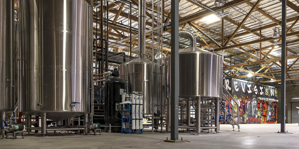 The Lepori team designed and built Revision Brewery's Sparks facility and has returned to help them grow their production.
