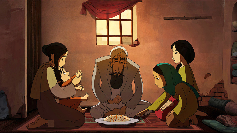 A still from  T  he Breadwinner  (Variety)