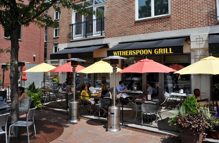 Bill of Fare: Witherspoon Grill