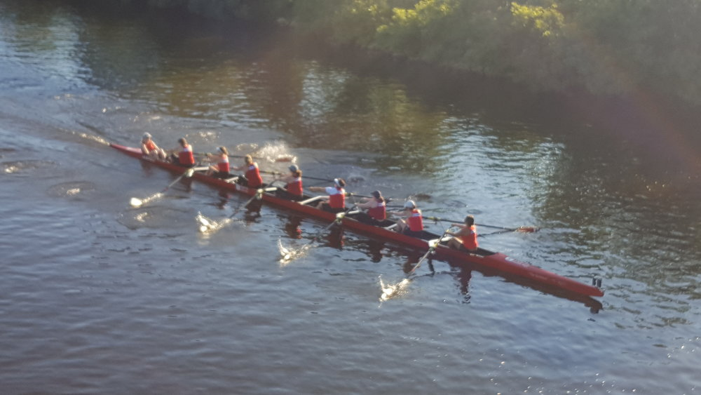The Cronwell Cup, July 8, 2018, Charles River
