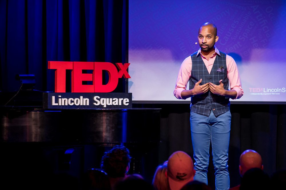 Soldier of Love: My Survivor Journey  for TEDx LincolnSquare
