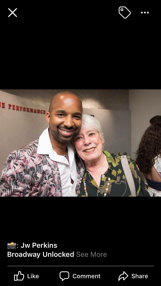 Me with Susan Xenarios, founder of CVTC