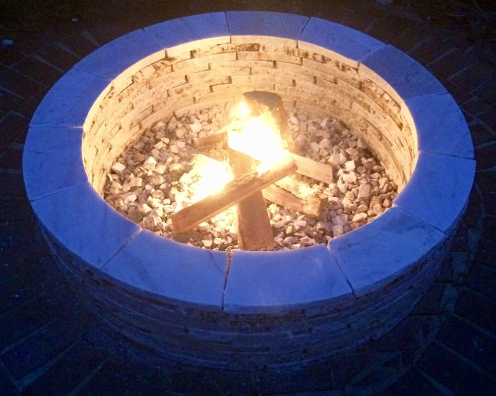 Round Fire Pit at Night.jpg