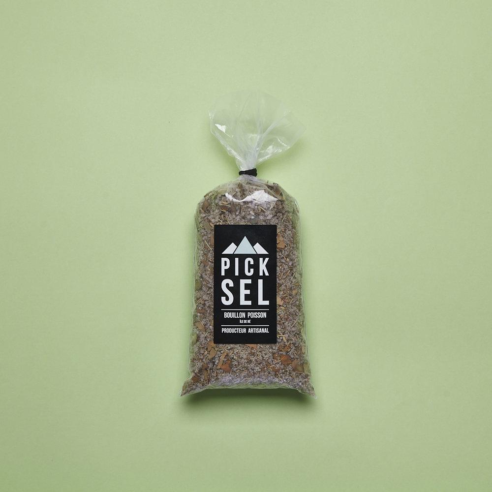 picksel-producteurartisanal-iledere-lacouarde-grossel-100%naturel-sachet-500g-aromatise-courtbouillon-bouillon-poisson-thym-fenouil-laurier-poivre-romarin-cuisson-poissons-crustaces.jpg