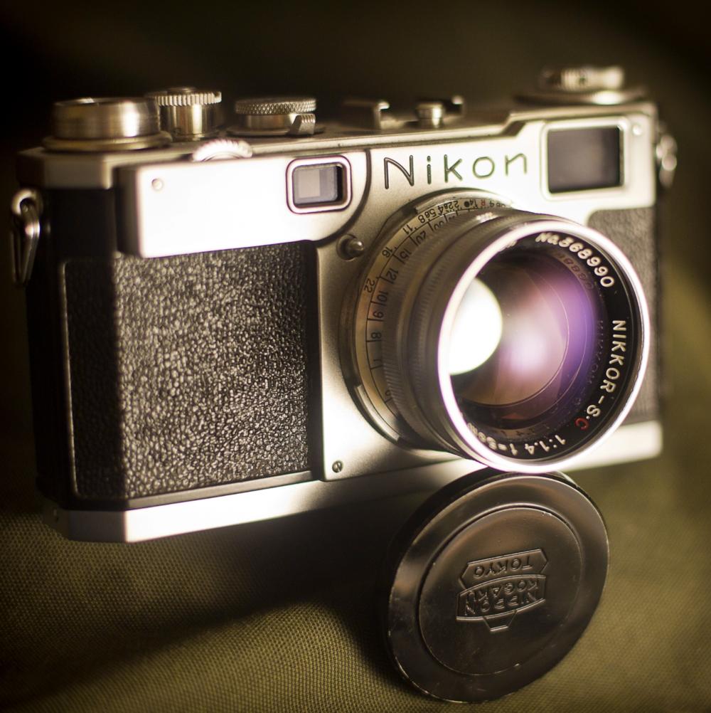 1960's-Era Nikon S2 Rangefinder — Madison, WI