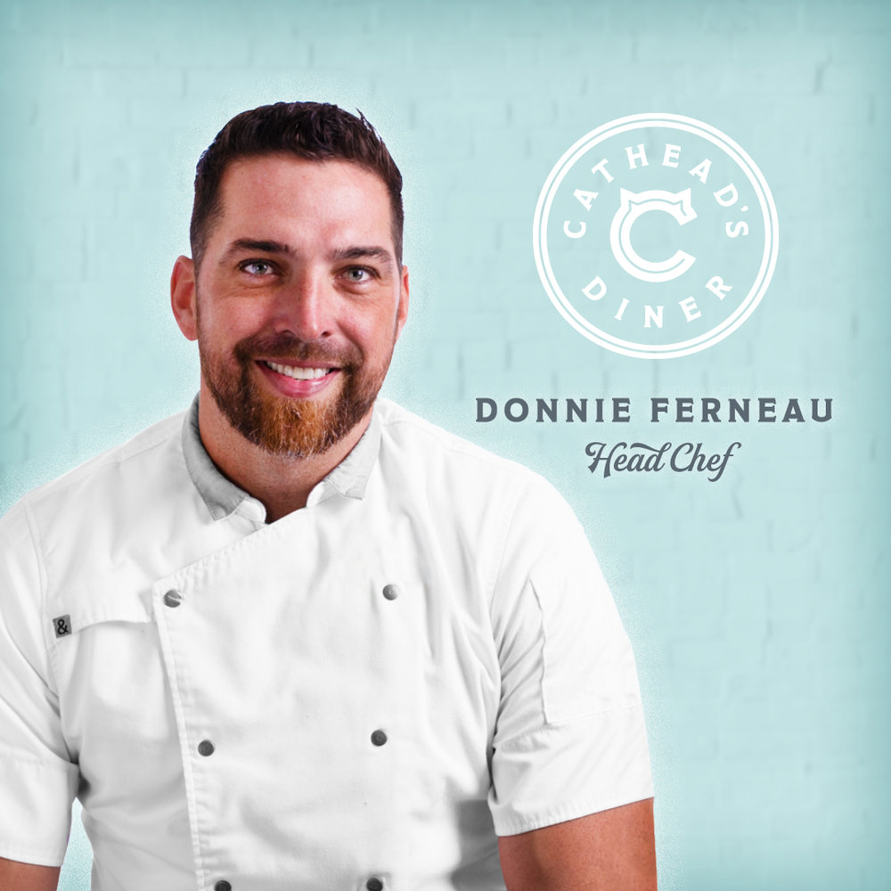 Donnie Ferneau Head Chef
