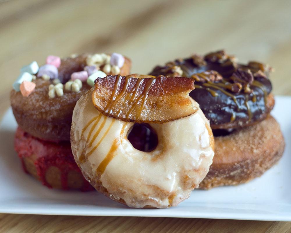 Donut get me started