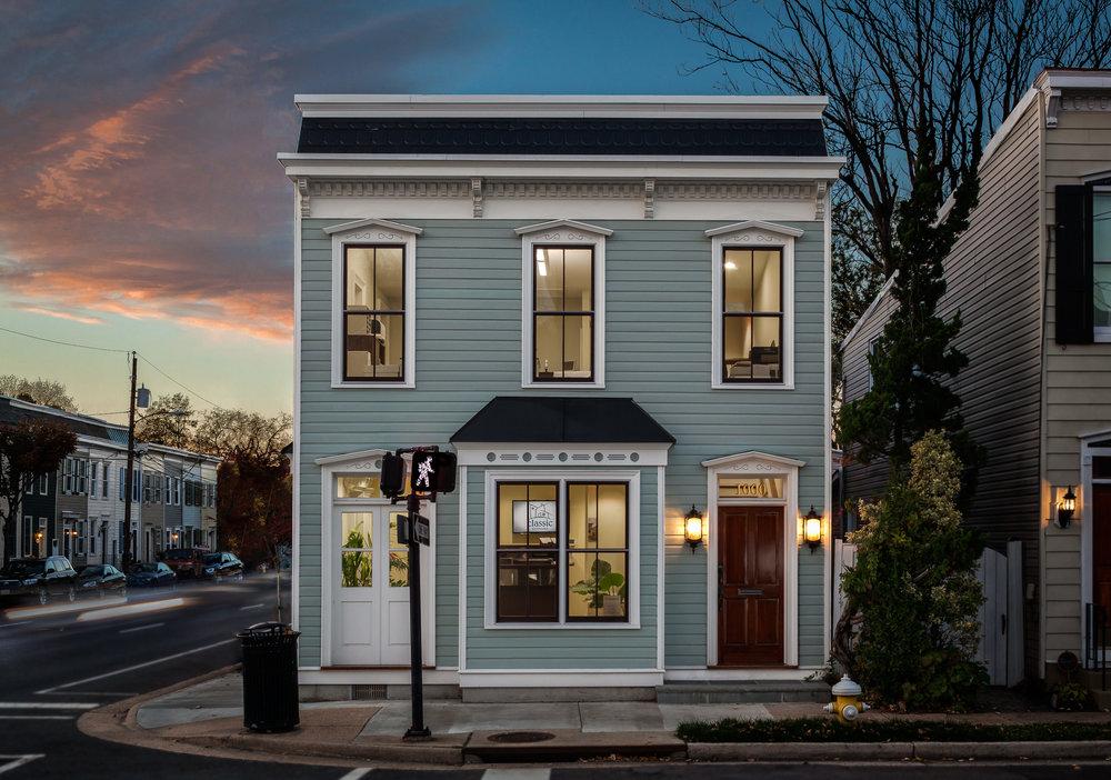 Main Office:  1000 Pendleton Street, Alexandria, VA