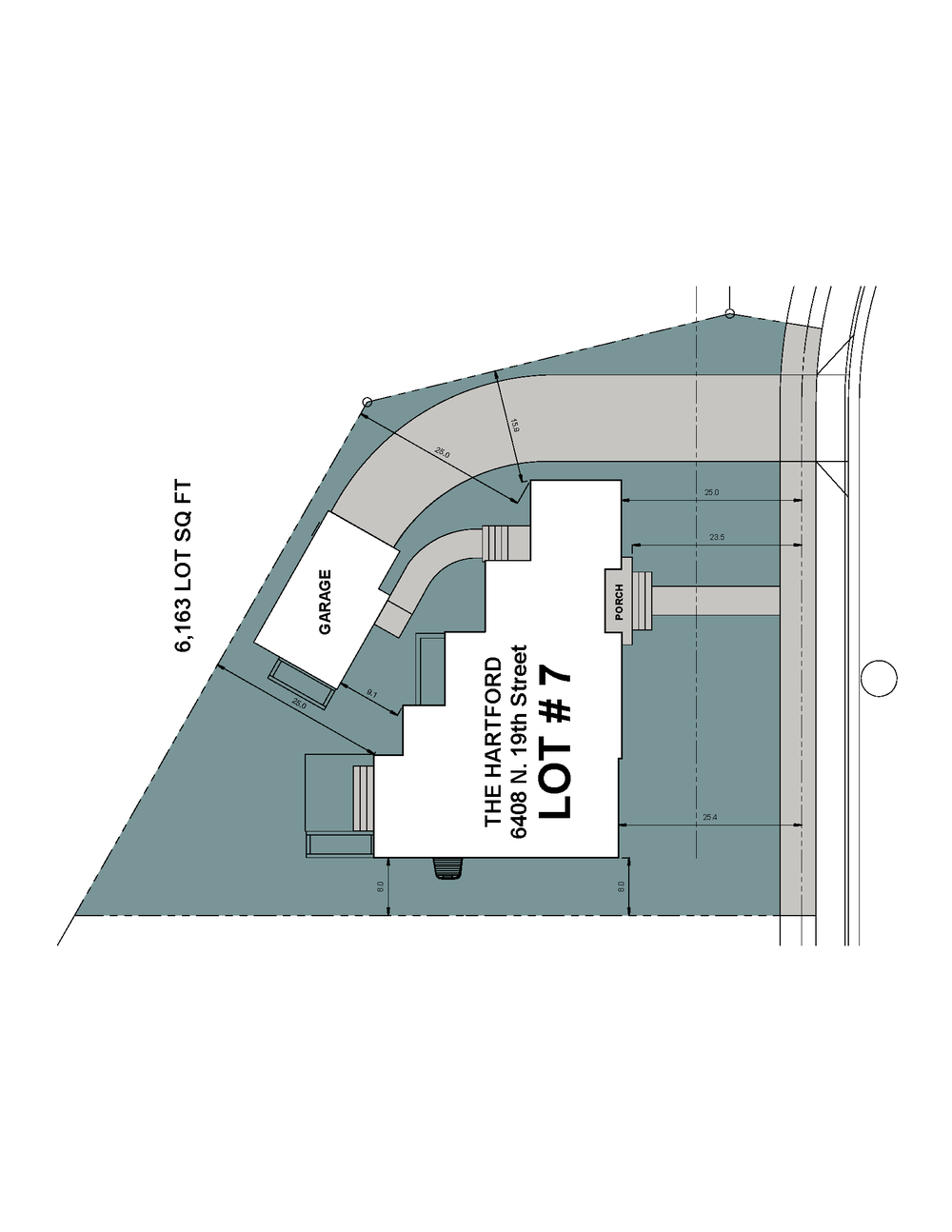 Lot 7 Site Plan-6408 N 19th Street-The Hartford Model.png