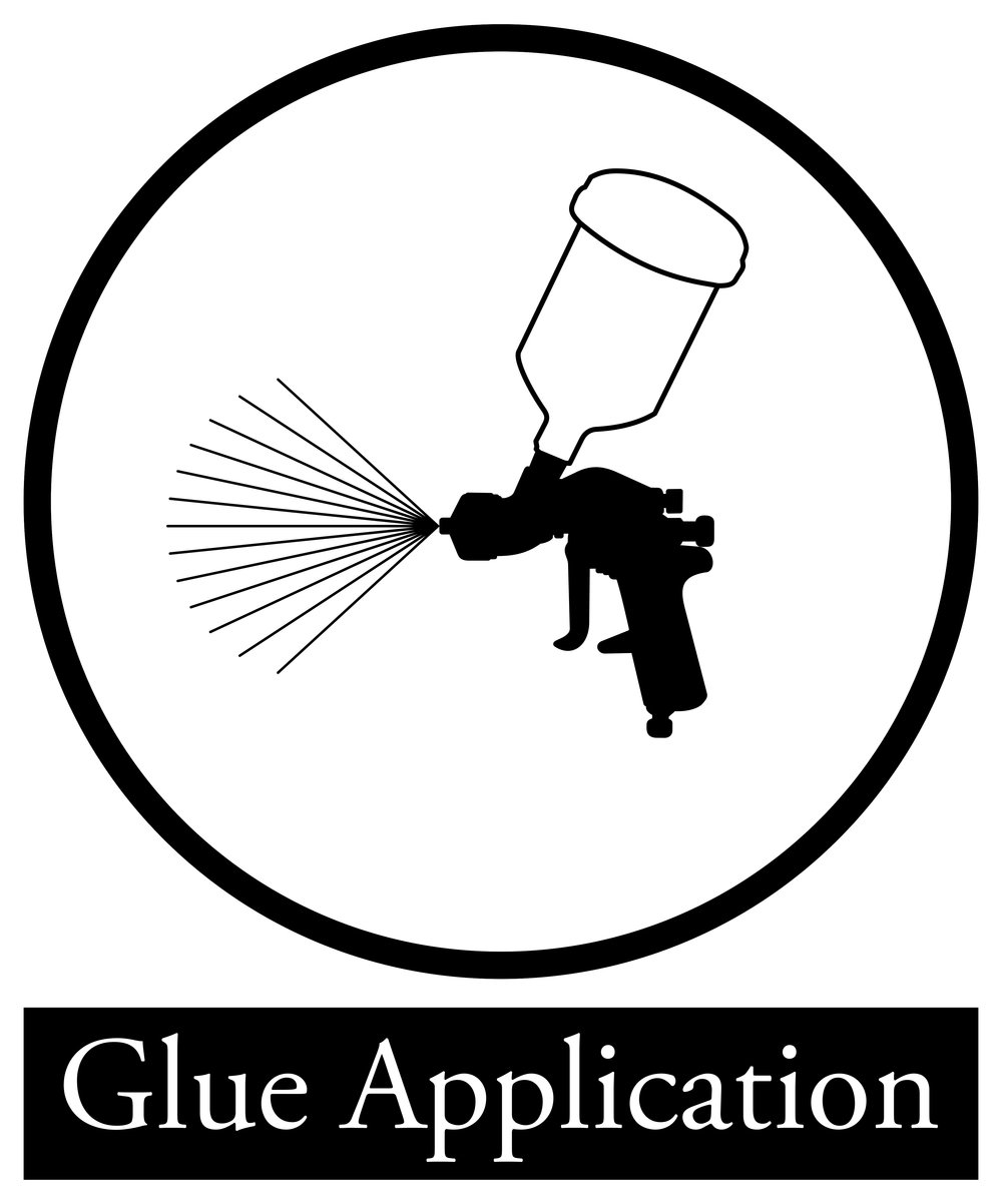 Glue Aplication
