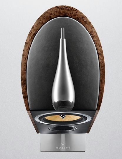 Bowers & Wilkins Maserati Speakers