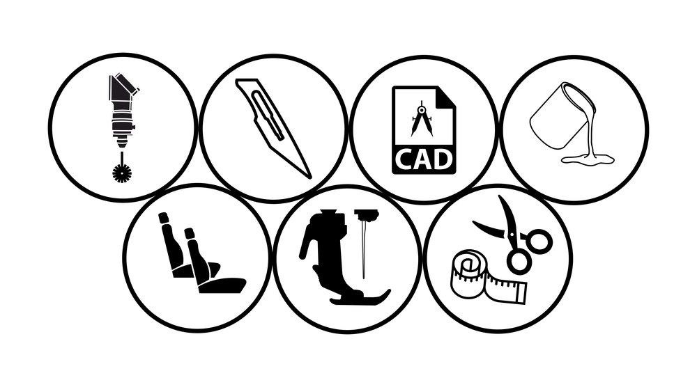 Dowle V.E.S Services Logos