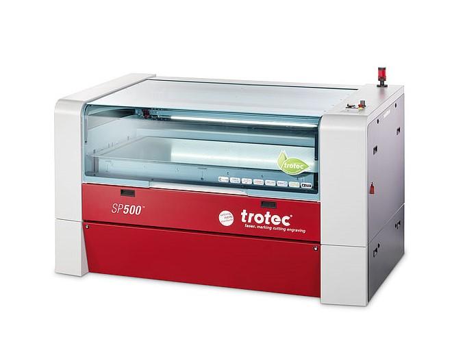 SP 500 Laser Cutter