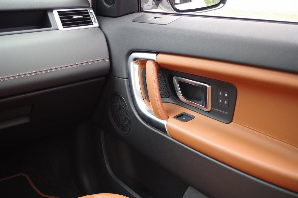 Discovery Sport Interior Door Panel