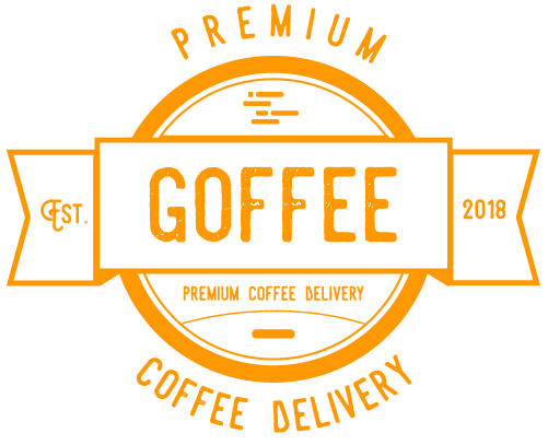 Get your coffee delivered to your desk!