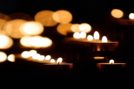 You Light Up My Life!  - Candles, candles and more candles....
