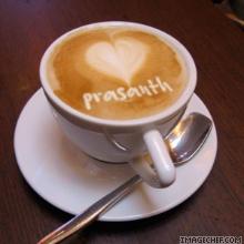 coffee fan